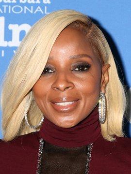 Mary J. Blige Headshot