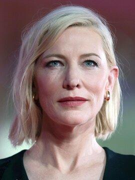 Cate Blanchett Headshot