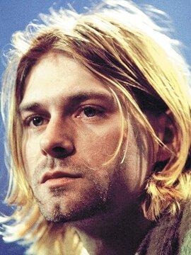 Kurt Cobain Headshot