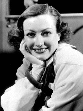 Joan Crawford Headshot