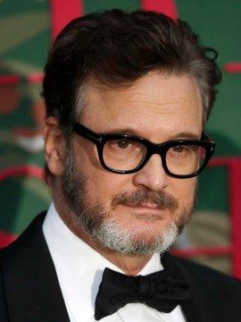Colin Firth Headshot