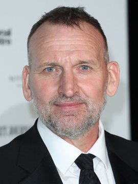 Christopher Eccleston Headshot