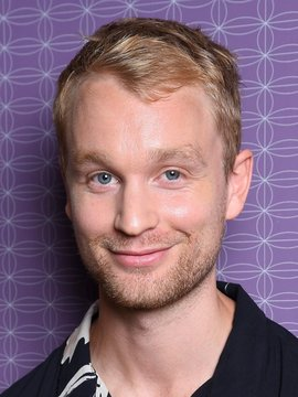 Björn Gustafsson Headshot