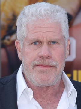 Ron Perlman Headshot