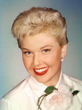 Doris Day Headshot