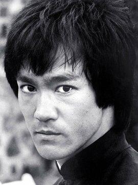Bruce Lee Headshot