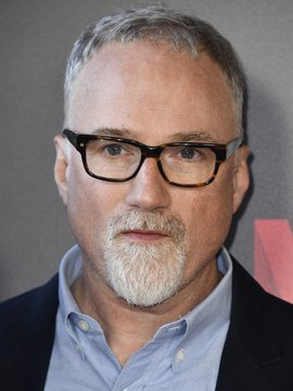 David Fincher Headshot