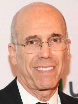Jeffrey Katzenberg Headshot
