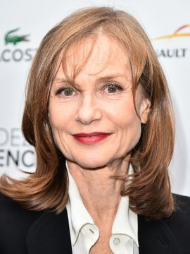 Isabelle Huppert Headshot