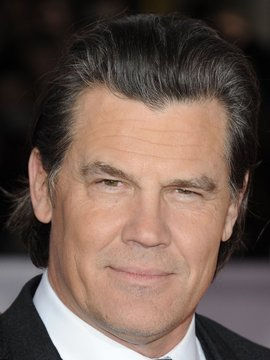 Josh Brolin Headshot