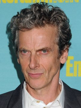Peter Capaldi Headshot