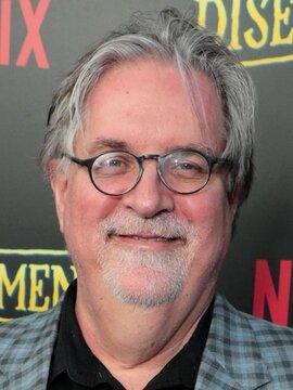 Matt Groening Headshot