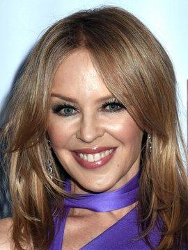 Kylie Minogue Headshot