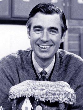 Fred Rogers Headshot