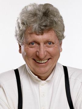 Tom Baker Headshot