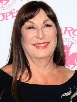 Anjelica Huston Headshot