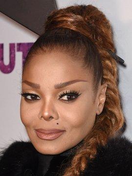 Janet Jackson Headshot