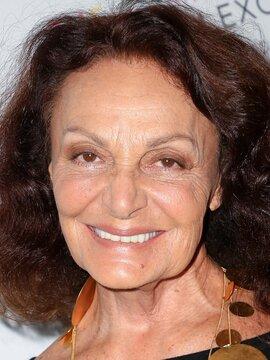 Diane von Fürstenberg Headshot