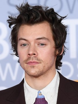 Harry Styles Headshot