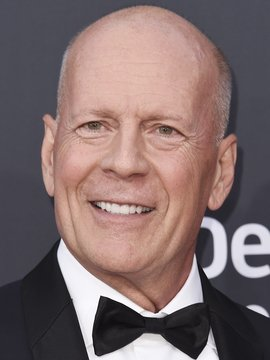 Bruce Willis Headshot