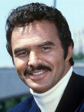 Burt Reynolds Headshot