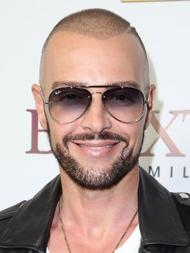 Joey Lawrence Headshot