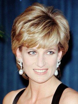 Princess Diana Headshot