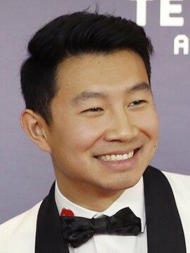Simu Liu Headshot