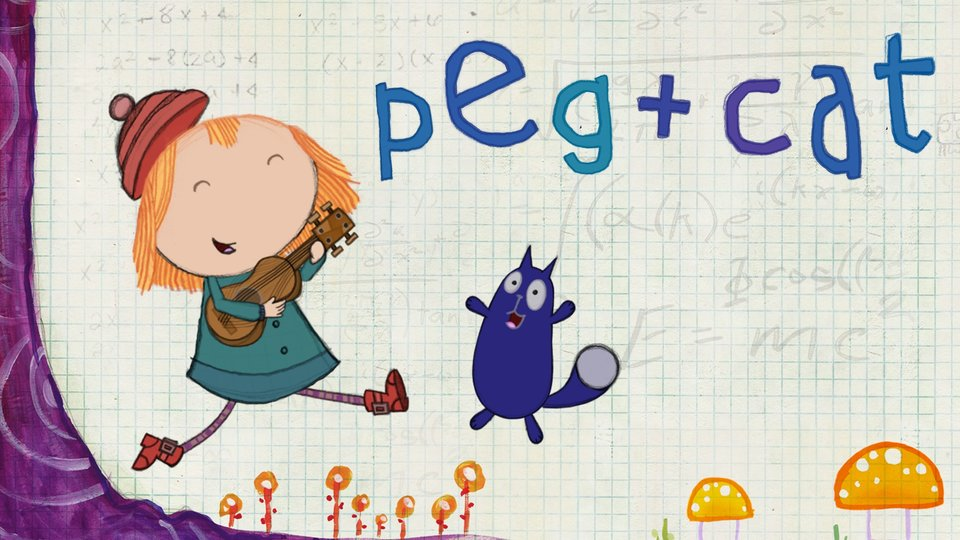 Peg + Cat - PBS
