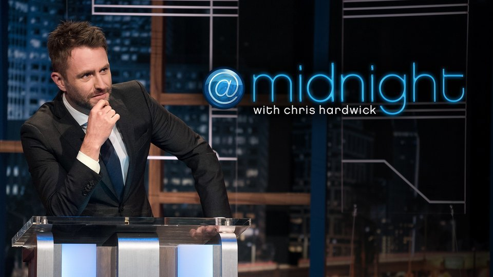 At Midnight With Chris Hardwick - Comedy Central
