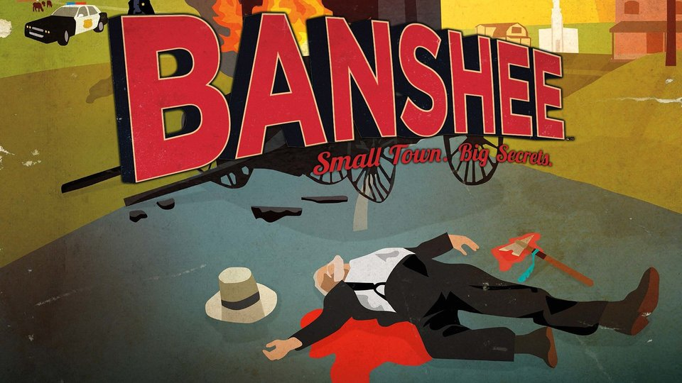 Banshee - Cinemax