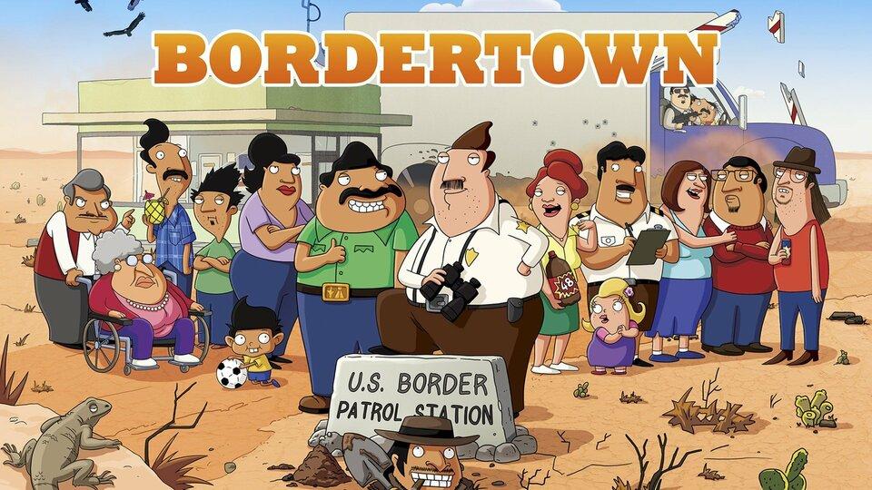 Bordertown (FOX)
