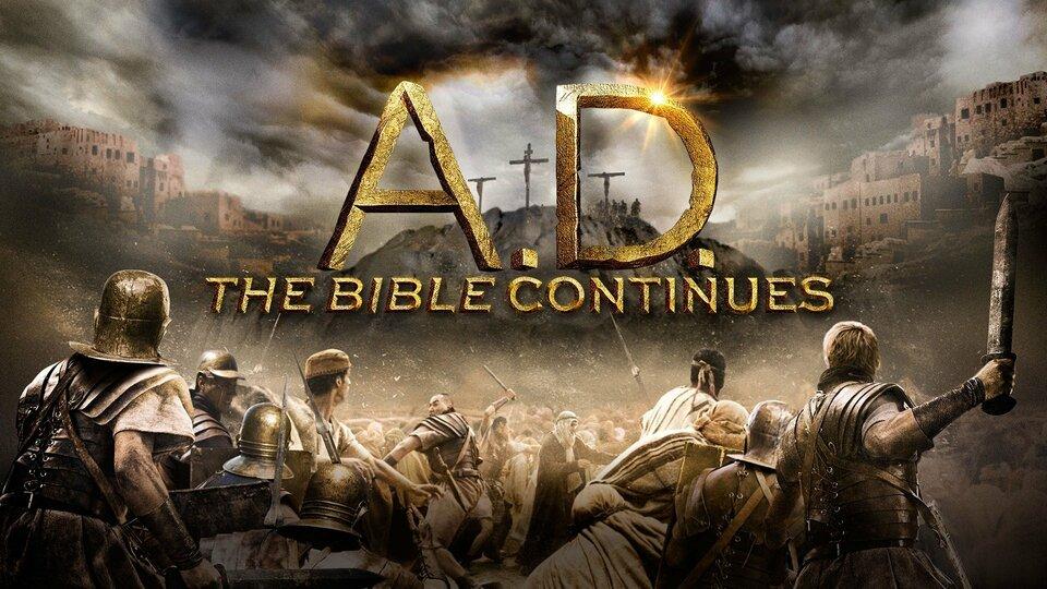 A.D. The Bible Continues - NBC