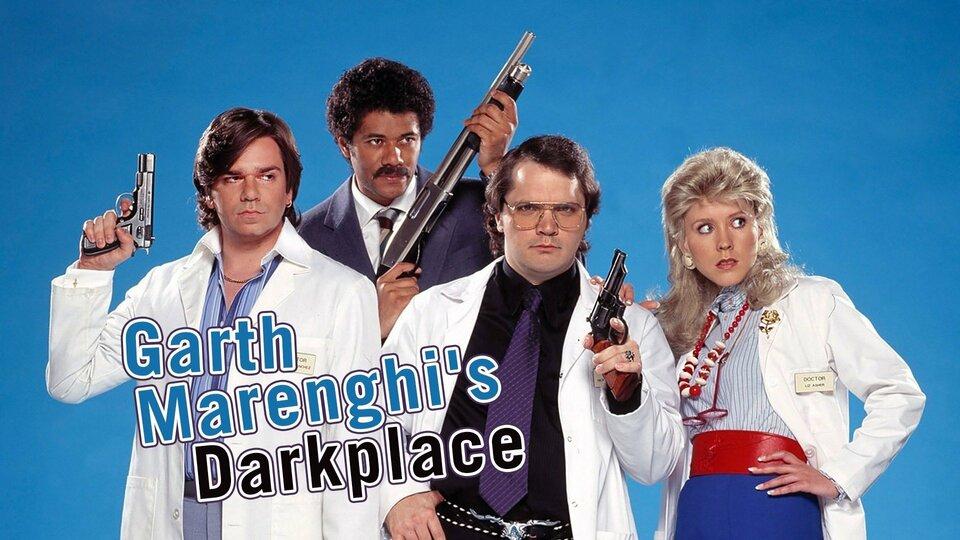 Garth Marenghi's Darkplace - Syfy