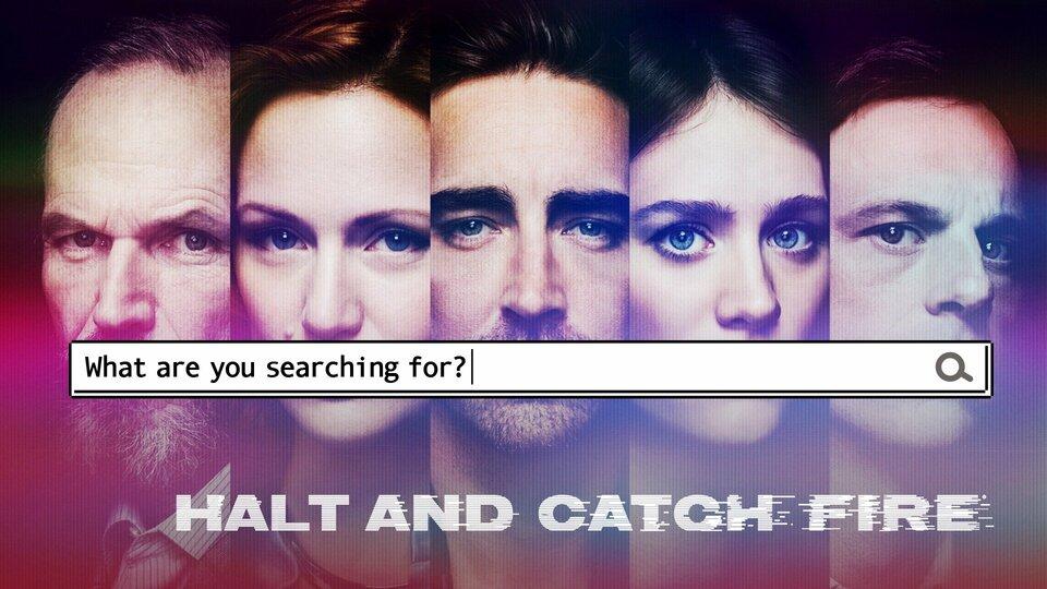 Halt and Catch Fire - AMC