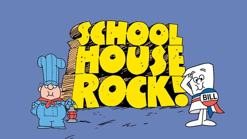 Schoolhouse Rock - ABC