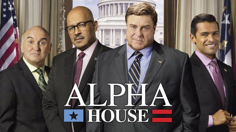 Alpha House - Amazon Prime