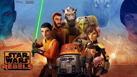 Star Wars Rebels - Disney Channel