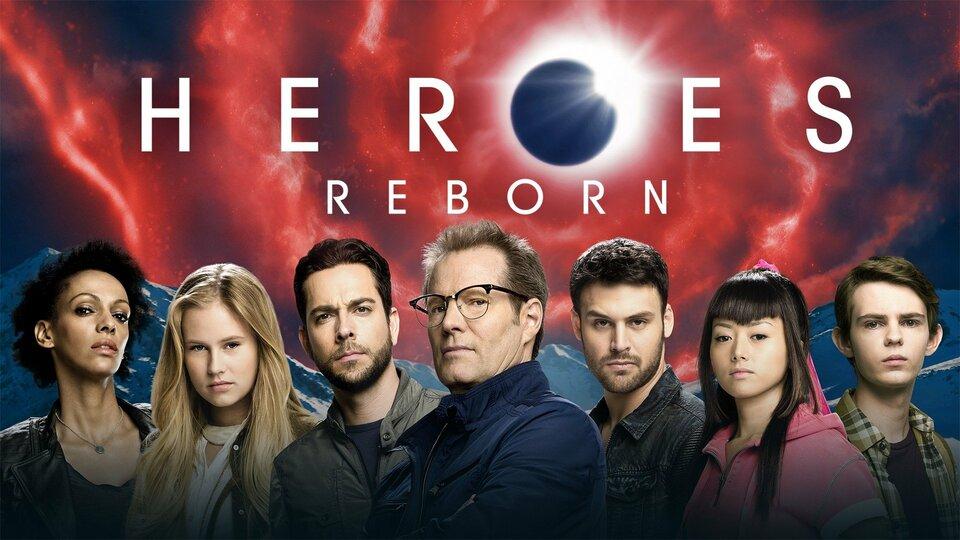 Heroes Reborn - NBC