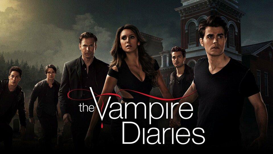 The Vampire Diaries - Netflix