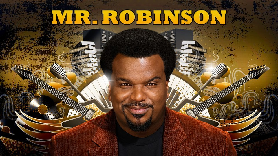 Mr. Robinson - NBC