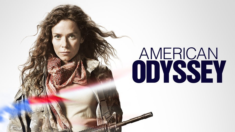 American Odyssey - NBC