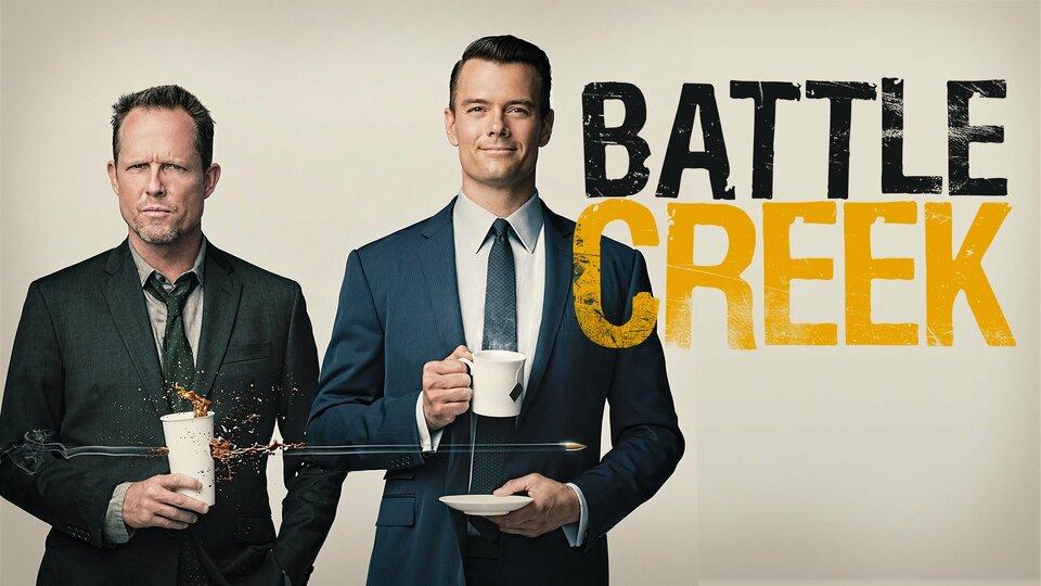 Battle Creek - CBS