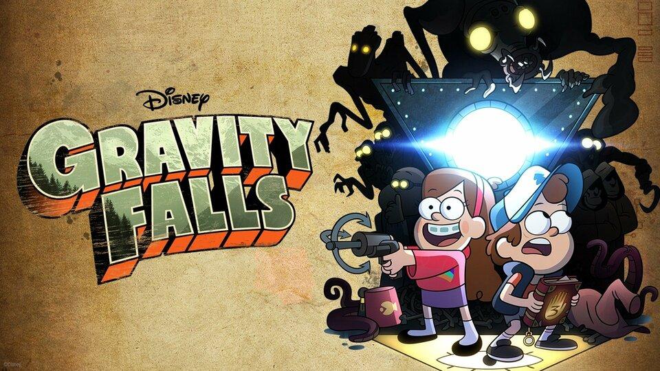Gravity Falls - Disney Channel