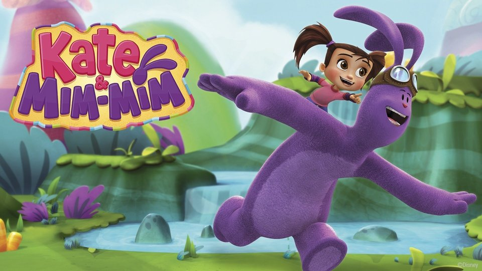 Kate & Mim-Mim (Disney Channel)