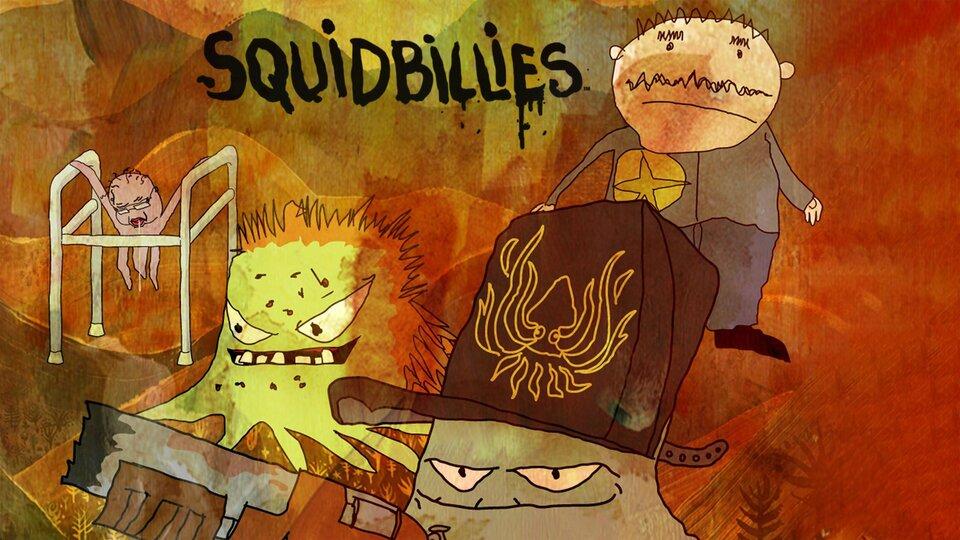 Squidbillies - Cartoon Network