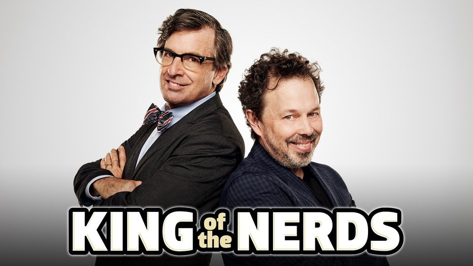 King of the Nerds - TBS