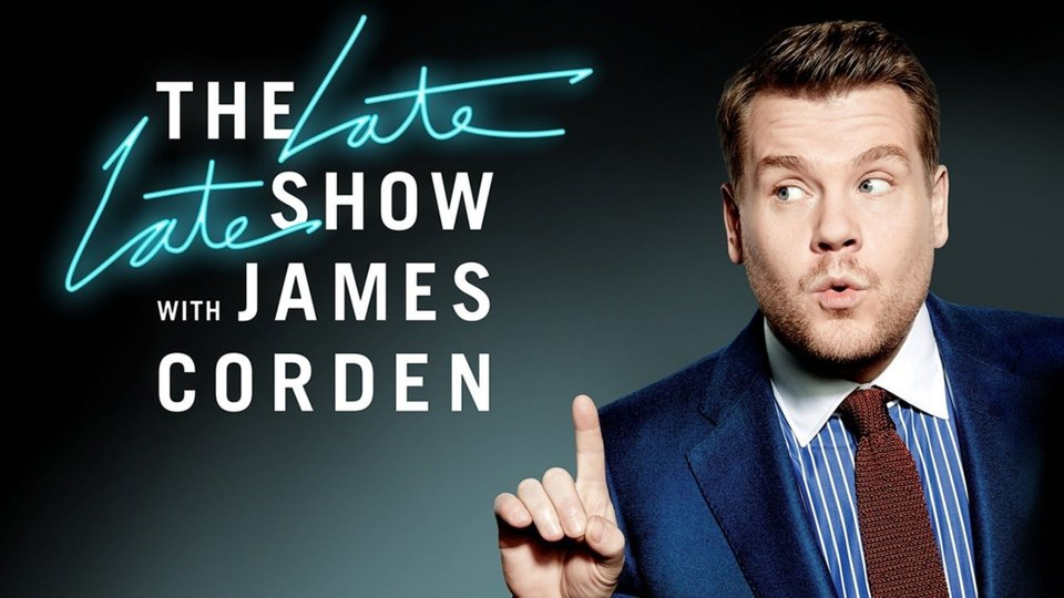The Late Late Show With James Corden - CBS