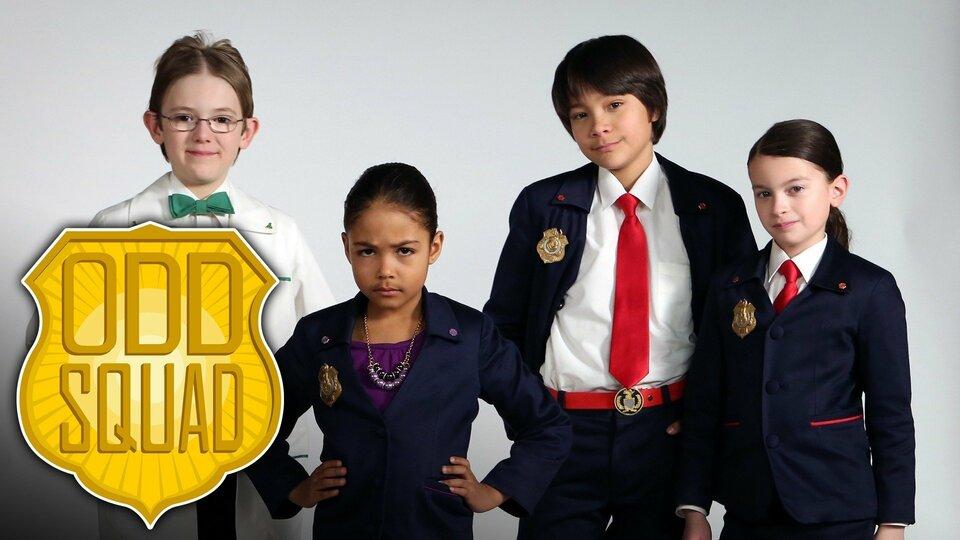 Odd Squad (PBS)