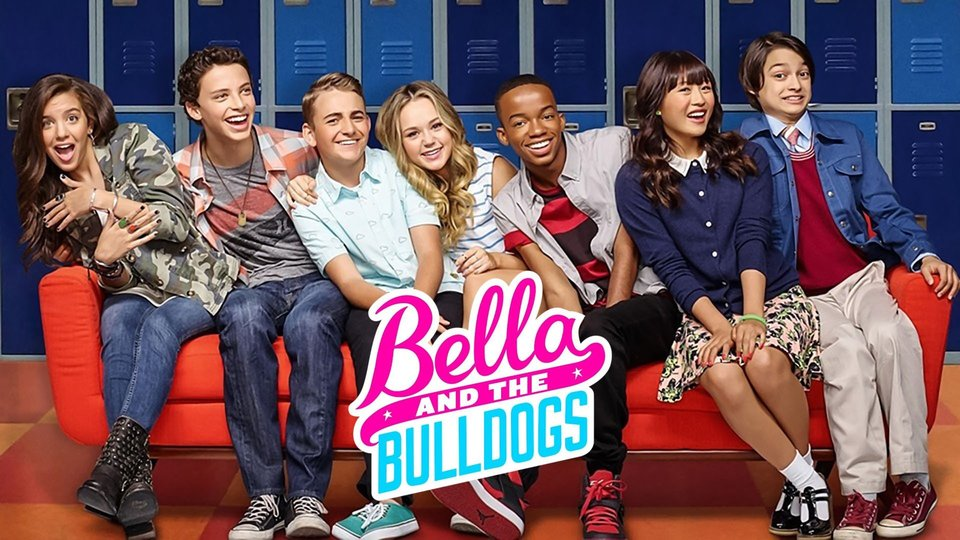 Bella and the Bulldogs - Nickelodeon